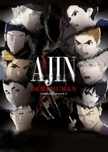 Ajin 2ª Temporada Completa Torrent Dublada e Legendada