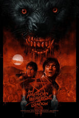 An American Werewolf in London (1981) box art