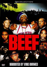 Official movie poster for Beef (2003)