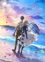 Poster anime Violet Evergarden Movie Sub Indo