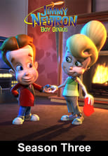 The Adventures of Jimmy Neutron: Boy Genius: Season 3 (2004)