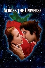 Official movie poster for Across the Universe (2007)