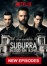 Suburra – La serie 2ª Temporada Completa Torrent Dublada e Legendada
