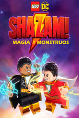 VER LEGO DC: Shazam! Magic and Monsters (2020) Online Gratis HD