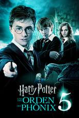Filmposter Harry Potter und der Orden des Phönix
