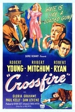 Crossfire (1947) Box Art