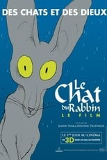 Image The Rabbi's Cat (2011)