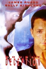 Official movie poster for Double Deception (1993)