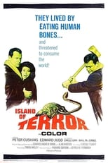 Island of Terror (1966) Box Art
