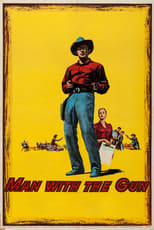 Man With the Gun (1955) Box Art