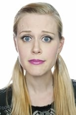 Janet Varney isEvie Barret