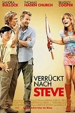 Filmposter: Verrückt nach Steve