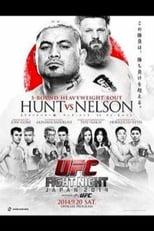 UFC Fight Night 52: Hunt vs. Nelson