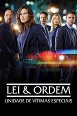 Lei & Ordem Unidade de Vítimas Especiais 19ª Temporada Completa Torrent Legendada