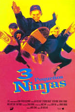 3 Pequeños Ninjas