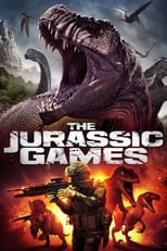 The Jurassic Games (2018) box art