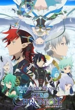 Poster anime Shironeko Project: Zero Chronicle Sub Indo