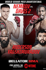 Poster Image for Movie - Bellator 257: Nemkov vs. Davis 2