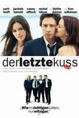 Filmposter: Der letzte Kuss
