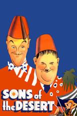 Sons of the Desert (1933) Box Art