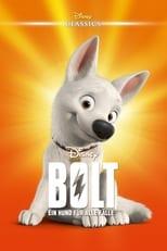 Filmposter: Bolt - Ein Hund für alle Fälle