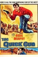 The Quick Gun (1964) Box Art