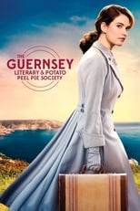 Poster for The Guernsey Literary & Potato Peel Pie Society