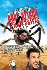 film Arac attack, les monstres à huit pattes streaming