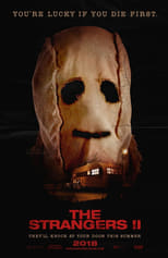 The Strangers: Prey at Night small poster