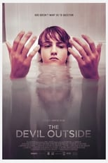 Poster for The Devil Outside