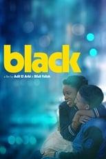 Poster van Black