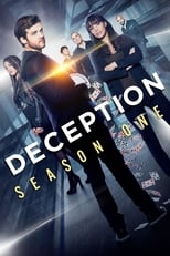 Deception 1ª Temporada Completa Torrent Dublada e Legendada