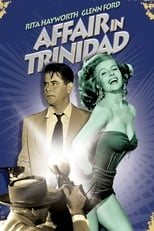 Affair in Trinidad (1952) Box Art