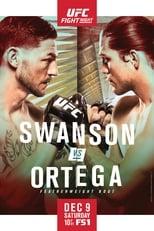 UFC Fight Night 123: Swanson vs. Ortega