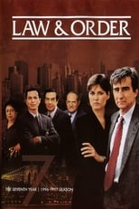 Law & Order small poster