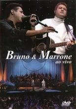 Filmposter: Bruno & Marrone - Ao Vivo