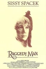 Official movie poster for Raggedy Man (1981)