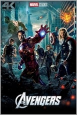 Filmposter: Marvel's The Avengers