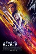 Filmposter: Star Trek Beyond