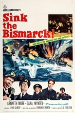 Sink the Bismarck! (1960) Box Art