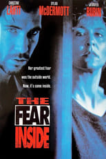 Official movie poster for The Fear Inside (1992)
