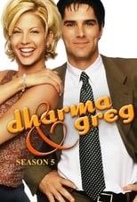 Dharma & Greg: Season 5 (2001)