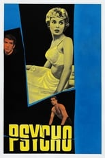 Poster Image for Movie - Psycho
