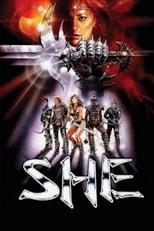 She - Eine verrückte Reise in die Zukunft