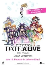 Date a Live: The Movie - Mayuri Judgement