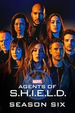 Agentes S.H.I.E.L.D. da Marvel 6ª Temporada Completa Torrent Legendada