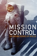 Poster for Mission Control: The Unsung Heroes of Apollo