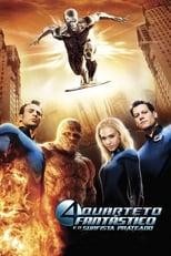 Quarteto Fantástico e o Surfista Prateado (2007) Torrent Dublado e Legendado