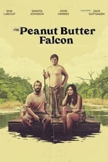 Filmposter The Peanut Butter Falcon