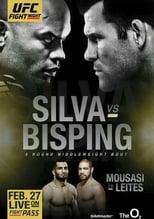UFC Fight Night 84: Silva vs. Bisping